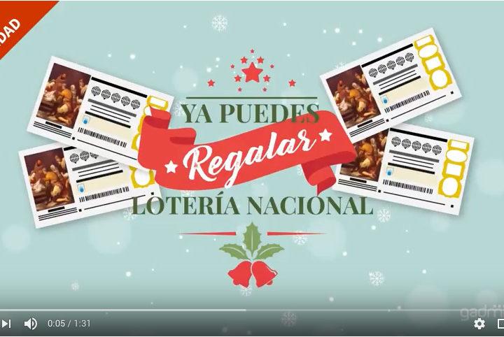 ¡Tus clientes ya pueden Regalar Lotería Nacional!