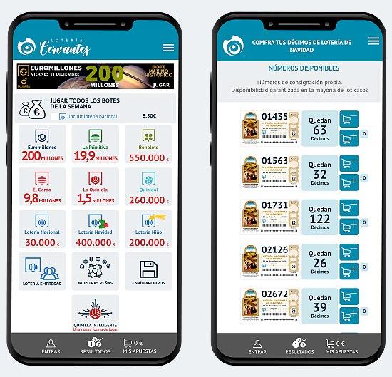 Modelo Gadmin APP para iOS y Android